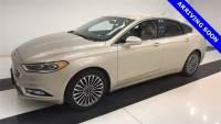 Used 2017 Ford Fusion Titanium Sedan | Cincinnati