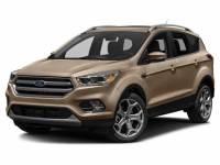 2017 Ford Escape Titanium SUV 4
