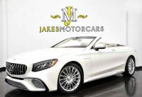 2018 Mercedes-Benz S-Class S65 AMG Cabriolet DESIGNO ($254,000 MSRP!)~ ONLY 44 MILES!~ SAVE