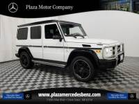 Pre-Owned 2017 Mercedes-Benz G-Class AMG G 63 SUV in Creve Coeur MO