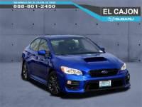 Used 2018 Subaru WRX Base For Sale San Diego | JF1VA1A62J9803133