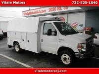 2009 Ford Econoline E-350 ENCLOSED UTILITY BOX 55K MILES!