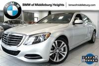 2014 Mercedes-Benz S-Class S 550 4MATIC Sedan
