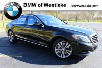 2016 Mercedes-Benz S-Class S 550 4MATIC Sedan