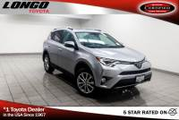 Certified Used 2018 Toyota RAV4 Limited FWD in El Monte