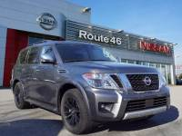 Certified Used 2018 Nissan Armada Platinum SUV in Totowa