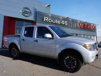 Certified Used 2018 Nissan Frontier PRO-4X Truck Crew Cab in Totowa