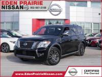 Certified Pre-Owned 2018 Nissan Armada Platinum AWD