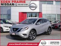 Certified Pre-Owned 2017 Nissan Murano Platinum AWD