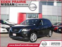 Certified Pre-Owned 2018 Nissan Pathfinder SL 4WD