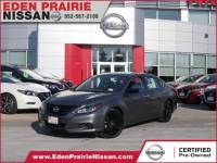 Certified Pre-Owned 2018 Nissan Altima 2.5 SR FWD 4dr Car