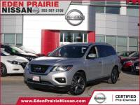Certified Pre-Owned 2017 Nissan Pathfinder Platinum 4WD