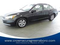 Pre-Owned 2012 Honda Accord Sdn SE in Greensboro NC