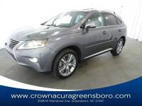 Pre-Owned 2015 LEXUS RX 350 350 in Greensboro NC