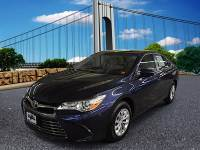 Certified Pre-Owned 2016 Toyota Camry 4dr Sdn I4 Auto LE LIFETIME WARRANTY Front Wheel Drive Sedan