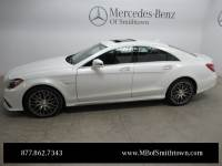 Certified Pre-Owned 2016 Mercedes-Benz AMG® CLS 63S Coupe AWD 4MATIC®