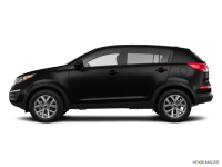 2016 KIA Sportage LX SUV