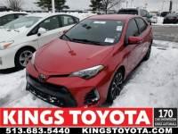 Used 2017 Toyota Corolla SE Sedan in Cincinnati, OH