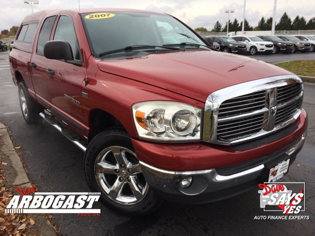 Photo Pre-Owned 2007 Dodge Ram 1500 Big Horn 4WD