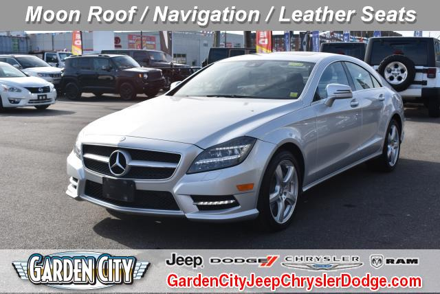 Photo Used 2013 Mercedes-Benz CLS-Class CLS 550 Sedan For Sale  Hempstead, Long Island, NY