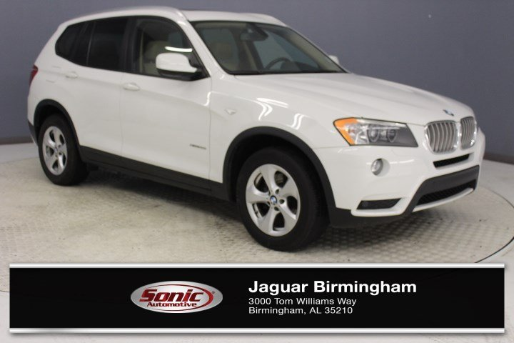 Photo Used 2011 BMW X3 xDrive28i near Birmingham, AL