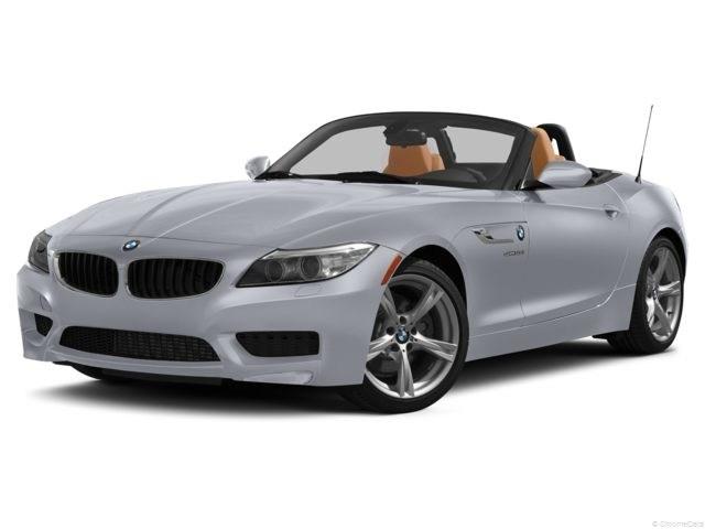 Photo Certified Used 2016 BMW Z4 Roadster in Greenville, SC