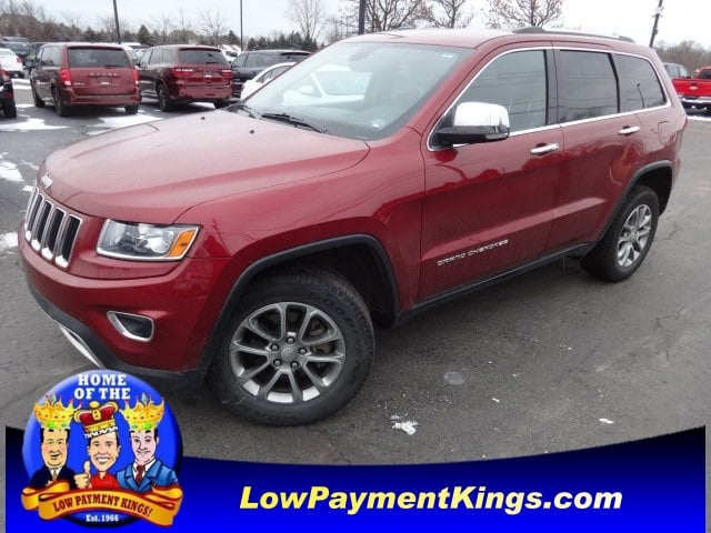 Photo 2014 Jeep Grand Cherokee Limited SUV 4WD