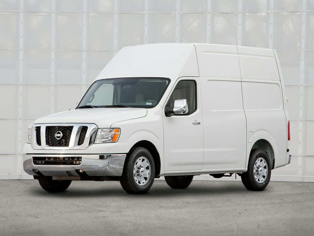 Photo Used 2018 Nissan NV Cargo NV3500 HD SL V8 for Sale in Tacoma, near Auburn WA