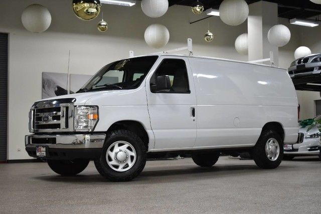 Photo 2014 Ford Econoline E-250 Cargo Van
