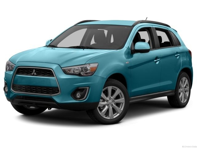 Photo 2013 Used Mitsubishi Outlander Sport LE For Sale in Moline IL  Serving Quad Cities, Davenport, Rock Island or Bettendorf  S19494B