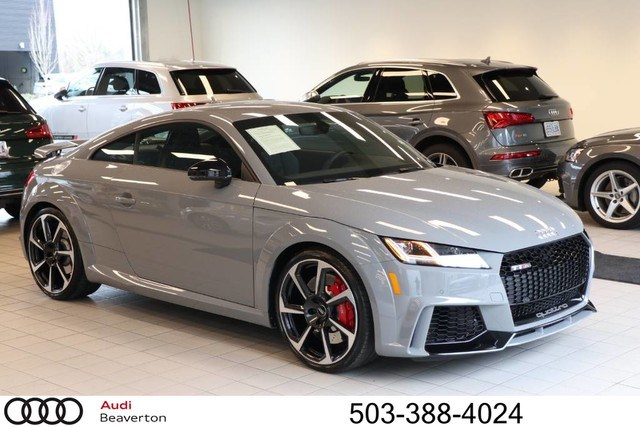 Photo Used 2018 Audi TT RS 2.5T Coupe for Sale in Beaverton,OR
