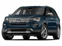 Used 2018 Ford Explorer Limited Sport Utility 4 4WD in Tulsa, OK