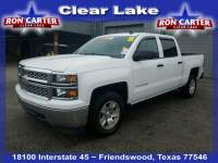 2014 Chevrolet Silverado 1500 LT Truck Crew Cab near Houston