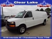 2018 Chevrolet Express 2500 Extended Cargo Van Van Extended Cargo Van near Houston