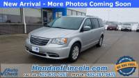 Pre-Owned 2012 Chrysler Town & Country Touring-L FWD 4D Passenger Van