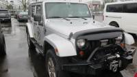 Used 2007 Jeep Wrangler Unlimited Sahara SUV in Springfield