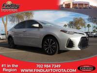 Certified Pre-Owned 2017 Toyota Corolla S FWD 4dr Car