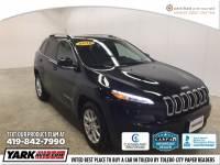 Certified Used 2016 Jeep Cherokee Latitude FWD SUV in Toledo