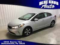 2018 Kia Forte LX Sedan in Duncansville | Serving Altoona, Ebensburg, Huntingdon, and Hollidaysburg PA