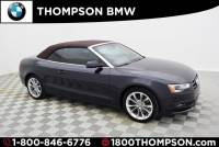 Pre-Owned 2014 Audi A5 2.0T Premium (Tiptronic) in Doylestown, PA