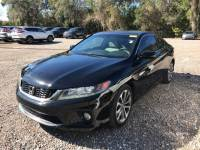 Pre-Owned 2013 Honda Accord EX-L FWD 2D Coupe