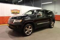 Used 2012 Jeep Grand Cherokee Overland
