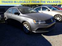 Used 2015 Volkswagen Jetta 2.0L S Sedan For Sale Leesburg, FL