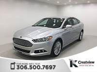 Certified Pre-Owned 2016 Ford Fusion SE AWD | Leather | Navigation AWD 4dr Car