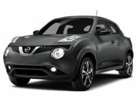 2016 Nissan Juke SL SUV