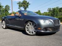 Pre-Owned 2014 Bentley Continental GTC Speed Convertible in Atlanta GA
