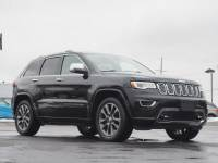 Used 2017 Jeep Grand Cherokee Overland 4x4 Overland SUV in Woodhaven, MI