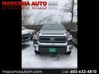 2014 Toyota Tundra SR5 5.7L V8 Double Cab 4WD