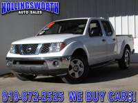 2008 Nissan Frontier SE Crew Cab Long Bed 2WD