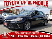 Used 2016 Toyota Camry SE For Sale | Glendale CA | Serving Los Angeles | 4T1BF1FK2GU148364